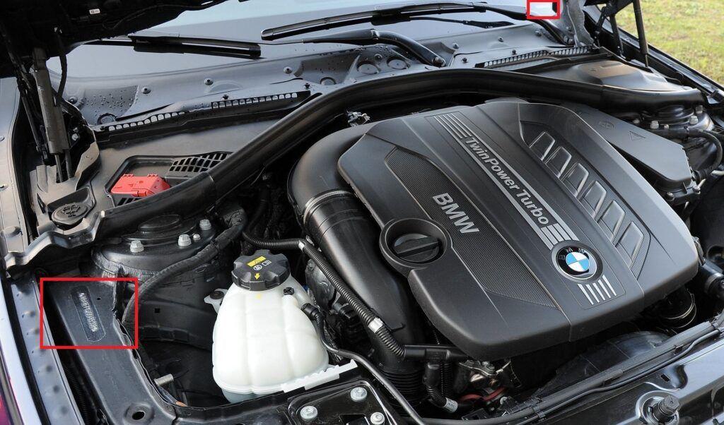 BMW 335d F30 FL M-Sport 3.0d R6 313KM 8AT xDrive WY1281W 10-2015