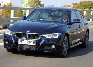 Używane BMW serii 3 (F30; 2012-2019) - opinie, dane techniczne, typowe usterki