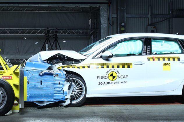 Euro NCAP 2020 Audi A3