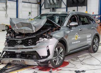 Następna partia samochodów w testach Euro NCAP. Które zdobyły 5 gwiazdek?