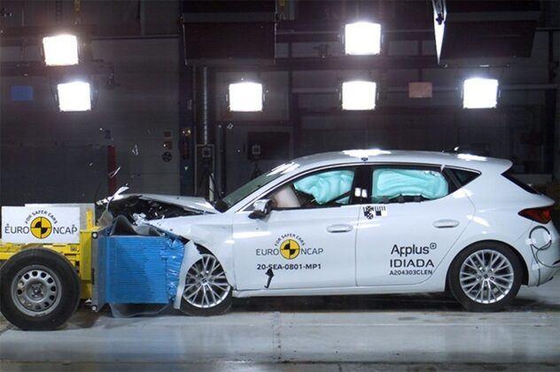 Euro NCAP 2020 Seat Leon