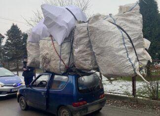 Po co komu ciężarówka? Wystarczy Fiat Seicento