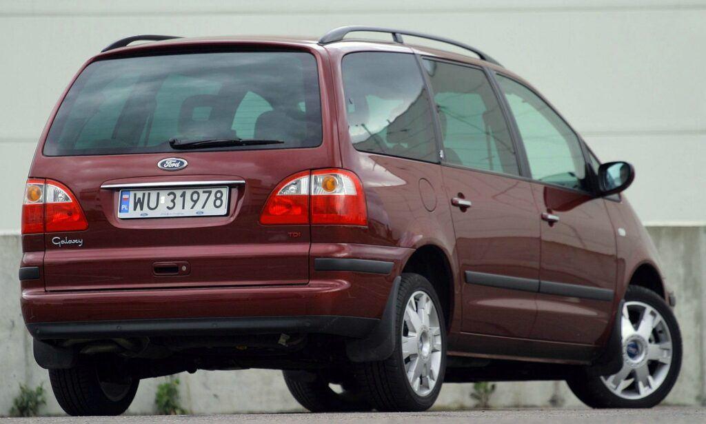 FORD Galaxy I FL Ghia 1.9TDI 130KM 6MT WU31978 09-2004