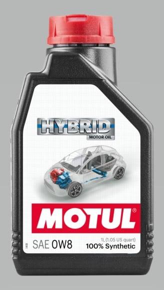 Motul olej HYBRID-0W8