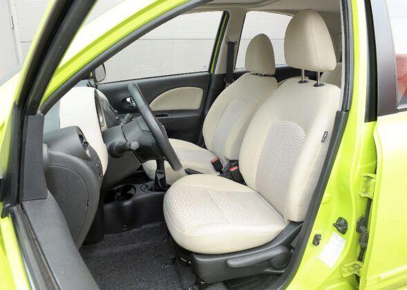 Nissan Micra K13