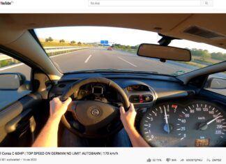Ile wyciągnie najsłabsza wersja Corsy C? Opel byłby w szoku!