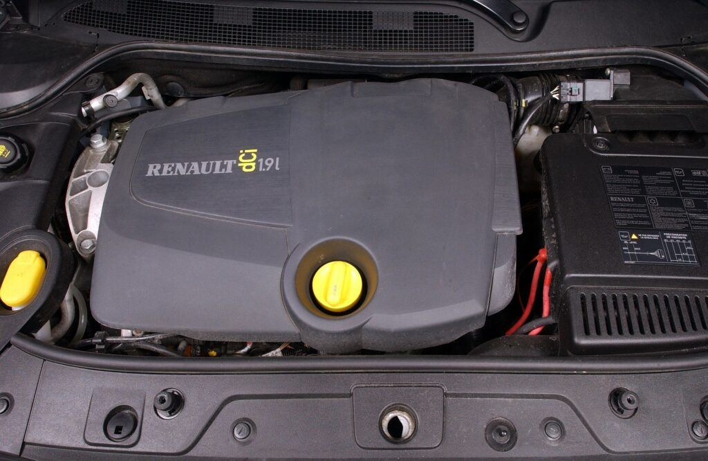 Renault Megane II 11