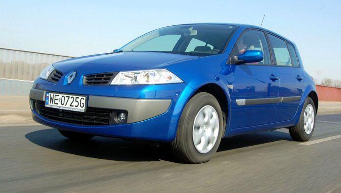 Renault Megane II 14