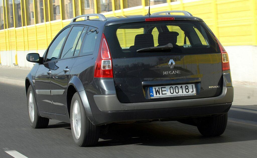 Renault Megane II 22