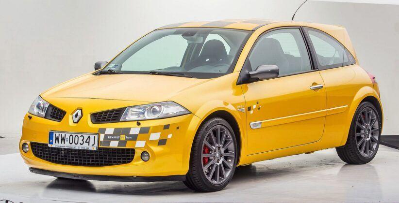 RENAULT Megane II FL RS F1 Team R26 2.0T 230KM 6MT 2006r.