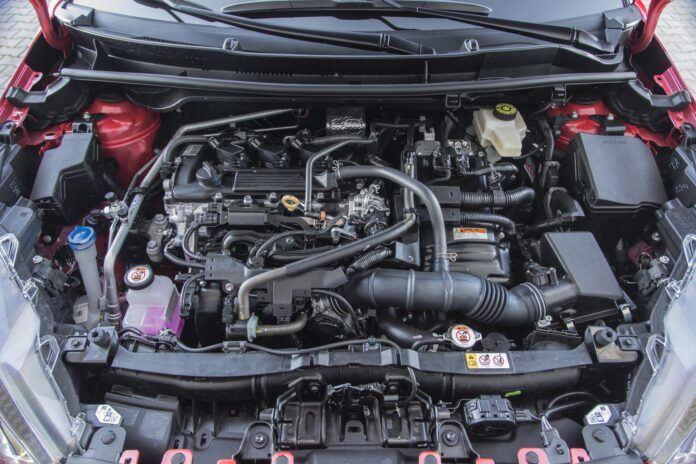 Silnik - Toyota 1.5 Hybrid