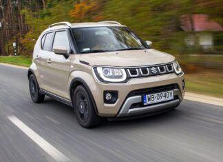 Suzuki Ignis 1.2 Hybrid CVT Premium po liftingu - TEST