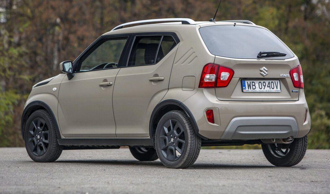 Suzuki Ignis 1.2 Hybrid CVT 27