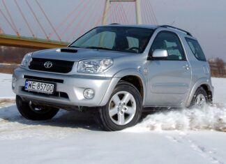 Używana Toyota RAV4 II (2000-2006) - opinie, dane techniczne, typowe usterki