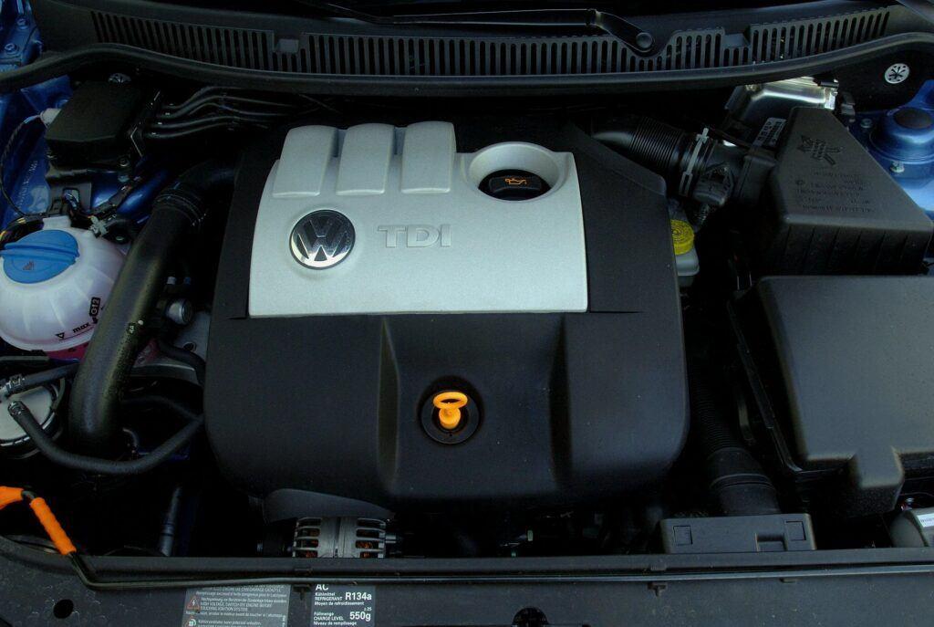 Volkswagen Polo IV (9N)