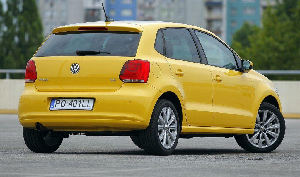 Volkswagen Polo V (6R/6C))