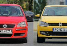 Volkswagen Polo IV i Polo V
