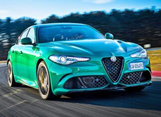 Alfa Romeo Giulia Quadrifoglio (2021). Opis wersji i cennik