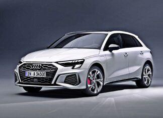 Nowe Audi A3 Sportback 45 TFSI e – druga hybryda plug-in w gamie