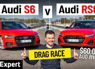 Audi S6 kontra Audi RS6 – porównanie