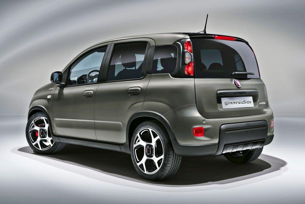 Fiat Panda FL (2020)