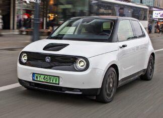 Honda e (2021). Opis wersji i cennik