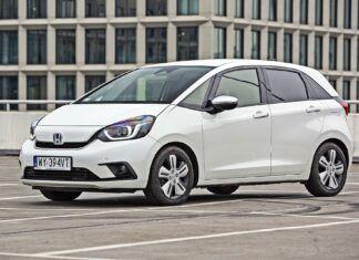 Honda Jazz Hybrid (2021). Opis wersji i cennik