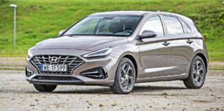 Hyundai i30 - przód