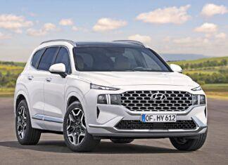 Nowy Hyundai Santa Fe (2021). Opis wersji i cennik