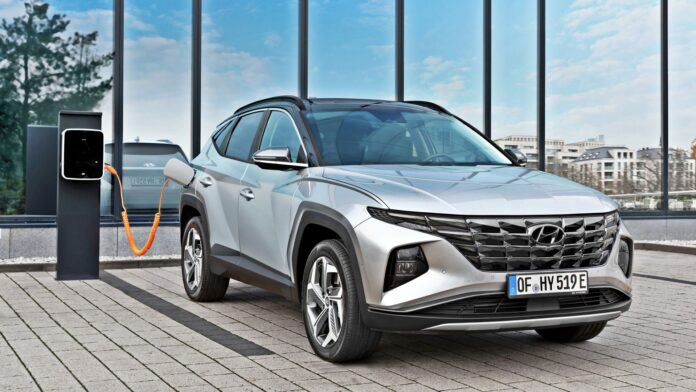 Hyundai Tucson Plug-in Hybrid