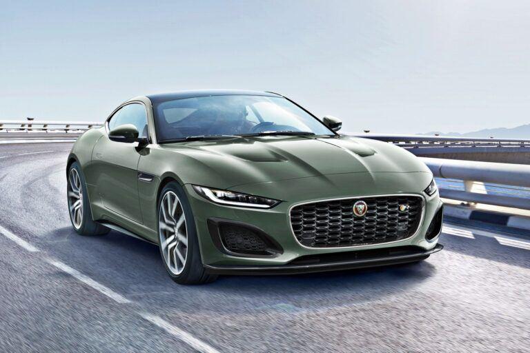 Jaguar F-Type Heritage 60 Edition - w hołdzie dla słynnego ...