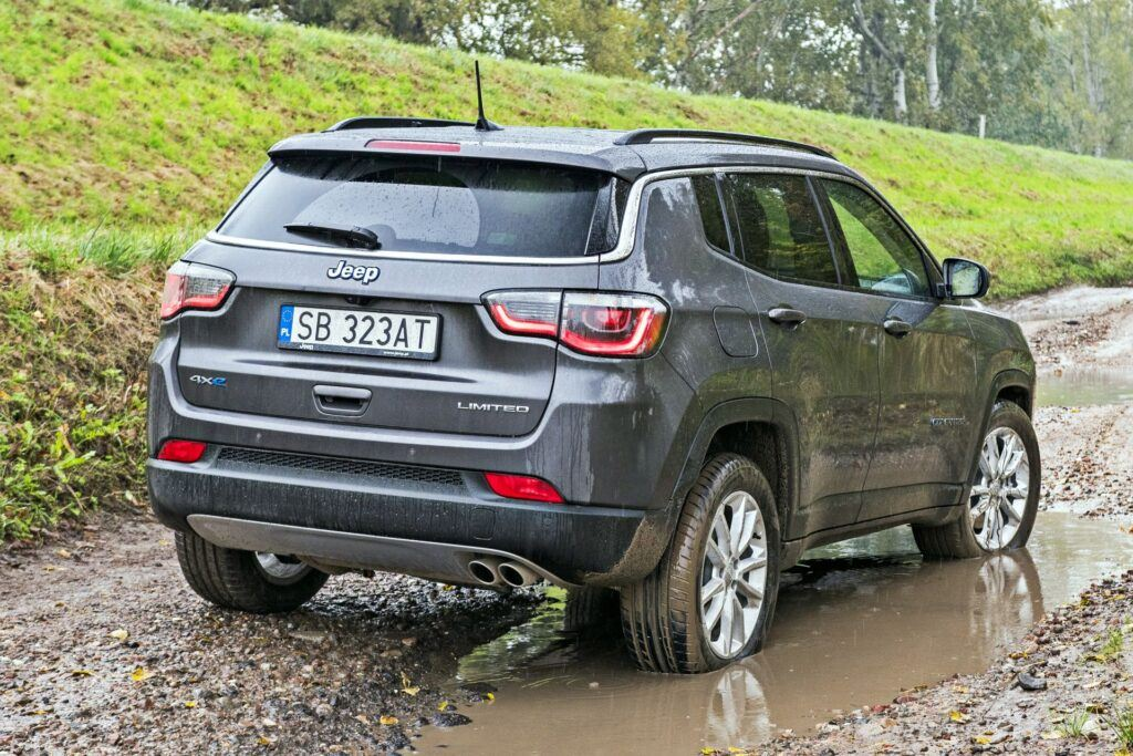 Jeep Compass 4xe (2020)