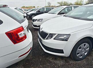 81% nowych aut ma... nudny kolor. Zobacz statystyki