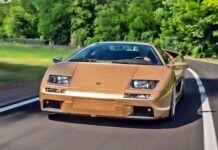 Lamborghini Diablo 6.0 SE (2001)