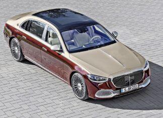 Mercedes-Maybach klasy S – prawdziwe wyzwanie dla lakiernika
