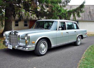 Ten Mercedes 600 należał do Elvisa Presleya. Poznaj jego historię