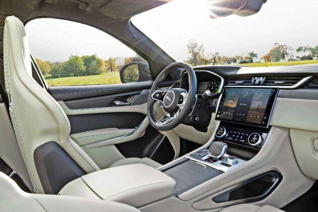 Jaguar F-Pace SVR (2021)