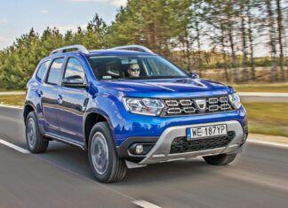 Sprzedaż aut w listopadzie. Dacia Duster na szczycie!