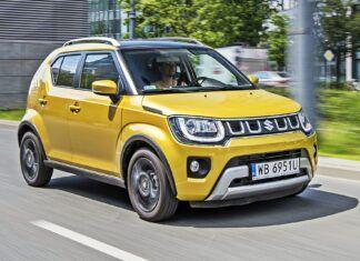 Suzuki Ignis Hybrid (2021). Opis wersji i cennik