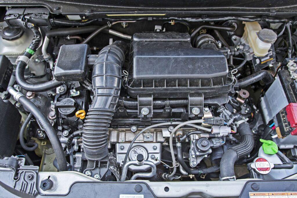 Suzuki Ignis - silnik