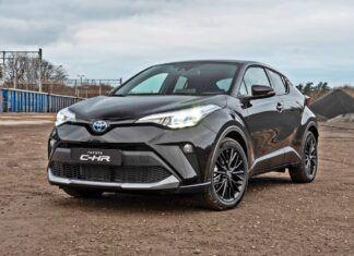 Nowa Toyota C-HR Black Edition – czym się wyróżnia?