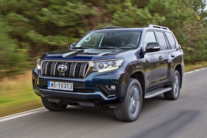 Toyota Land Cruiser (2020)