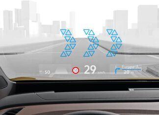 Volkswagen wprowadza innowacyjny wyświetlacz HUD – jak to działa?