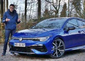 Nowy Volkswagen Golf R – test i wrażenia z jazdy