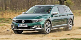VW Passat Alltrack (2020)