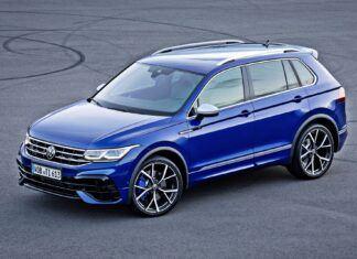 Volkswagen Tiguan R (2021). Opis wersji i cennik