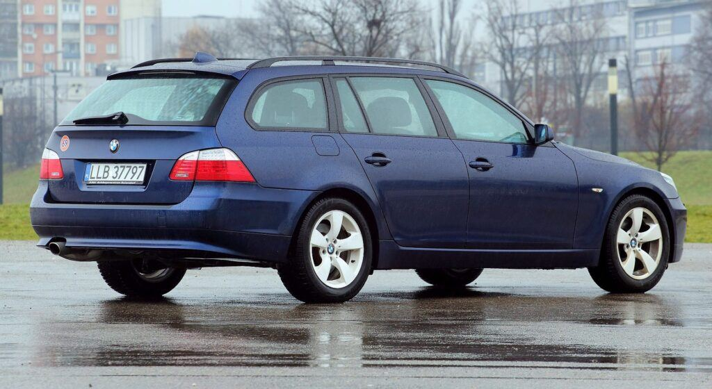 BMW serii 5 E61