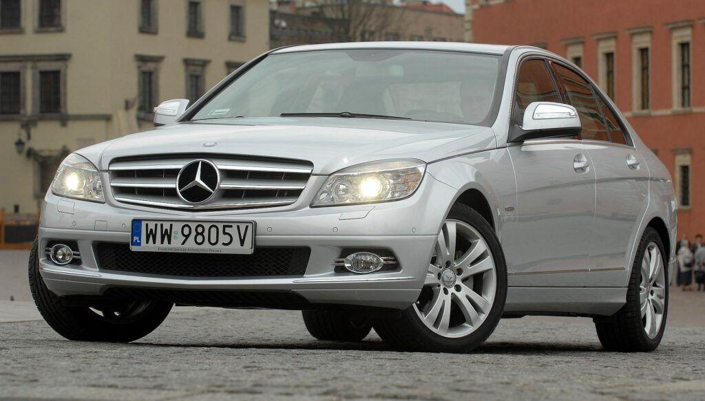 Mercedes klasy C W204