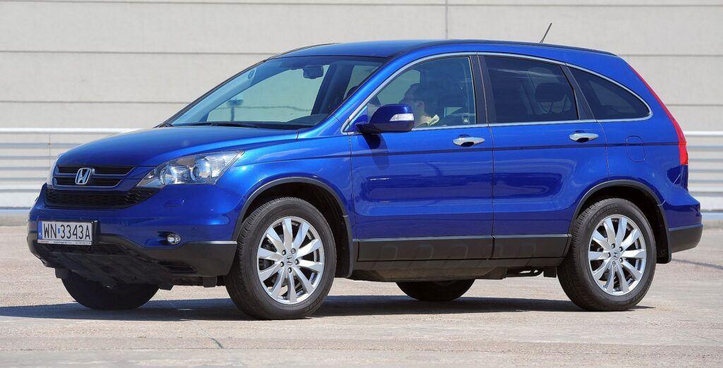 HONDA CR-V III FL 2.2d i-DTEC 150KM 5AT AWD WN3343A 06-2010