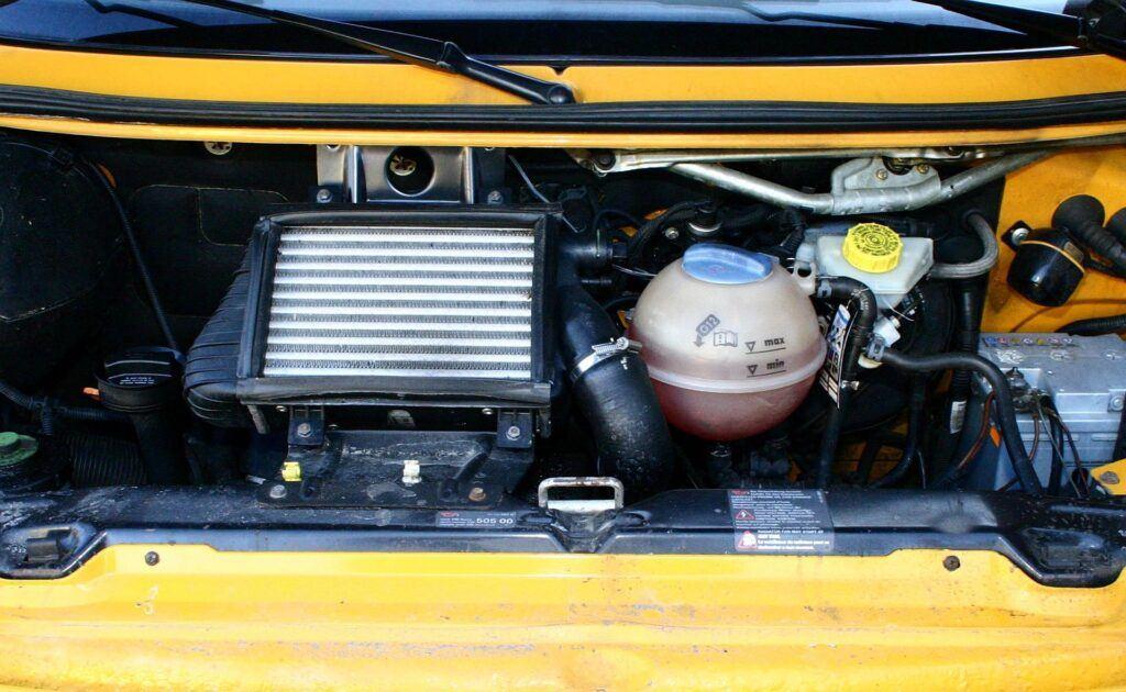 Volkswagen 2.5 TDI